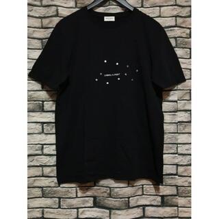 Saint Laurent - SAINT LAURENT PARIS サンローランパリ★スターロゴTシャツ