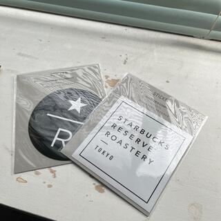 スターバックスコーヒー(Starbucks Coffee)のスターバックスリザーブロースタリー ステッカー(その他)