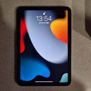 iPad - Ipad mini 6 64GB + セルラー Cellular パープル 本体