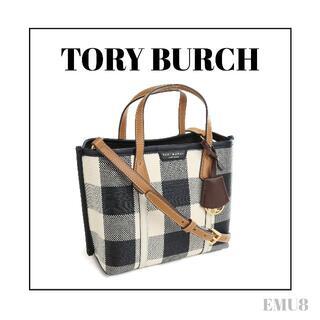 トリーバーチ(Tory Burch)の新品!トリーバーチ チェックショルダーバッグ(ショルダーバッグ)