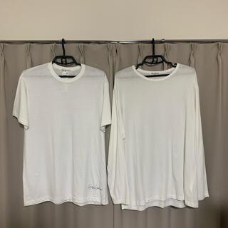 Yohji Yamamoto - yohji yamamoto ヨウジヤマモト 白Tシャツ 未着用品