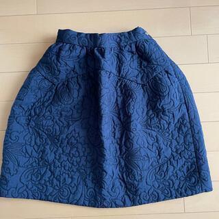 ザラキッズ(ZARA KIDS)のZARA キルティングスカート(スカート)
