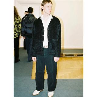 COMOLI - 新品 アワーレガシー クローバークルーネックセーター 21aw 46サイズ