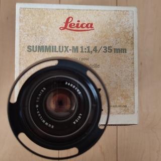 LEICA - Leica Summilux 35mm f1.4 2nd チタン 球面