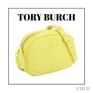 トリーバーチ(Tory Burch)の新品!トリーバーチ イエローショルダーバッグ(ショルダーバッグ)