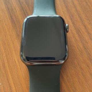 Apple Watch - Apple Watch6 44mm ステンレス
