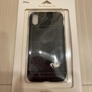 フランフラン(Francfranc)のフランフラン ディズニー iPhoneケース X XS ミッキー ミラー(iPhoneケース)