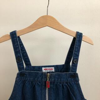 ミキハウス(mikihouse)のミキハウス ジャンパースカート 110(スカート)