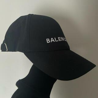 BALENCIAGA ロゴキャップ dude9