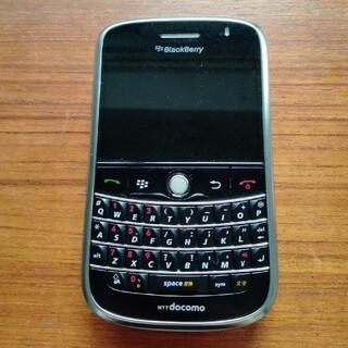 エヌティティドコモ(NTTdocomo)のDocomo Blackberry Bold9000(携帯電話本体)
