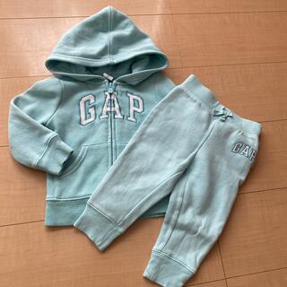 ベビーギャップ(babyGAP)のbaby Gap 上下セットアップ 12ヶ月〜18ヶ月(ロンパース)