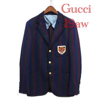 グッチ(Gucci)のGUCCI タイガーワッペン(テーラードジャケット)