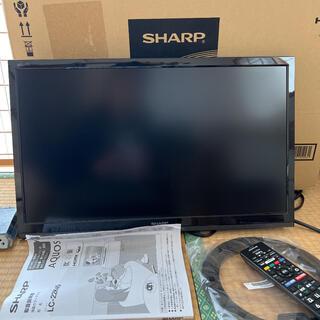 AQUOS - SHARP  AQUOS K K45 LC-22K45-B 22.0インチ