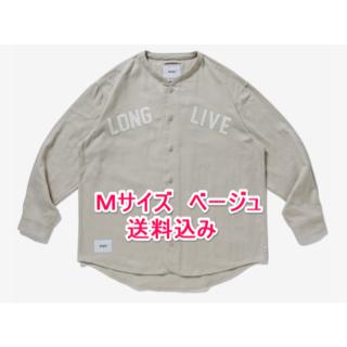 W)taps - M☆ベースボールシャツ☆LEAGUE / LS