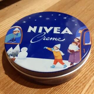 ニベア(ニベア)のNIVEA ニベアクリーム 青缶(ボディクリーム)