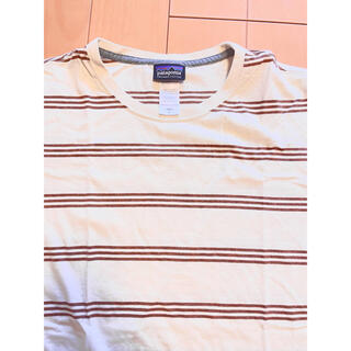 patagonia - Patagonia半袖Tシャツ Sサイズ