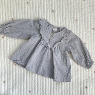 futafuta - テータテート 80サイズ 長袖