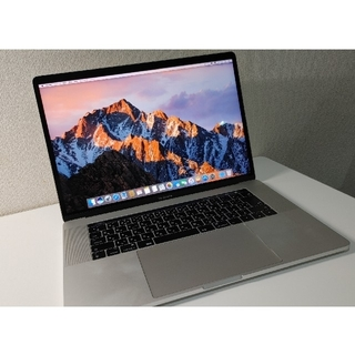 Mac (Apple) - 上位モデル macbook pro 2017 15インチ i7/16gb/512