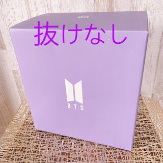 防弾少年団(BTS) - BTS MERCH BOX #3 抜けなし 新品未使用