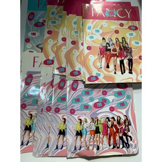 ウェストトゥワイス(Waste(twice))のTWICE 公式ステッカー 写真全てセット FANCY(K-POP/アジア)