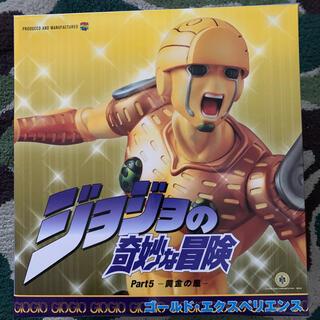 MEDICOM TOY - ジョジョの奇妙な冒険  RAH  ゴールド エクスペリエンス