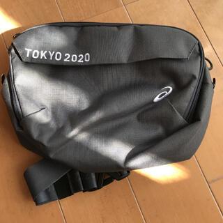 アシックス(asics)の【新品未使用】TOKYO2020 オリンピック ショルダーバッグ(ノベルティグッズ)