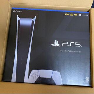PlayStation - 【新品】PlayStation5 デジタルエディション