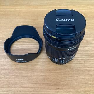 Canon - キヤノン EFS 10-18mm F4.5-5.6 IS STM