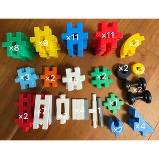 ガッケン(学研)の学研 ニューブロック 85ピース(知育玩具)