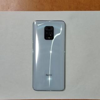 Redmi Note 9s RAM6GB ROM128GB ホワイト 国内版