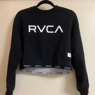 ルーカ(RVCA)のトレーナー(トレーナー/スウェット)