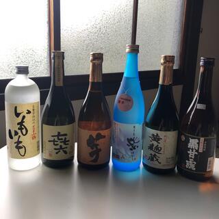 【芋焼酎飲み比べ6本セット】15\送料無料でお得!/(焼酎)