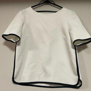 URBAN RESEARCH - アーバンリサーチ半袖トップスTシャツブラウスバイカラーシャツブラウス