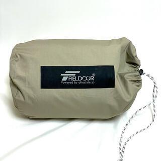 FIELDOOR - FIELDOOR スクエアタープ Sサイズ 280×280 T/C ポリコットン