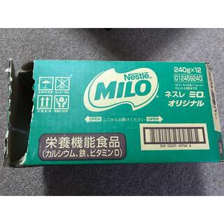 ネスレ(Nestle)のネスレ ミロ オリジナル 240g 11袋(その他)