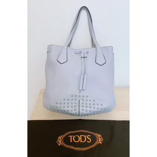 TOD'S - Tod's トッズ トートバッグ 美品