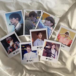 セブンティーン(SEVENTEEN)のDK seventeen ドギョム ポストカード(K-POP/アジア)