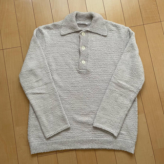 ACNE - Our legacy Big piquet ニット 21SS ラベンダー