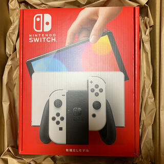 Nintendo Switch - Nintendo Switch 有機ELモデル  ホワイト ニンテンドースイッチ