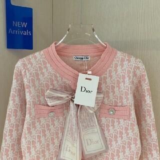 Christian Dior - 3色がにある ❤️クリスチャン・ディオール カーディガンのセーター