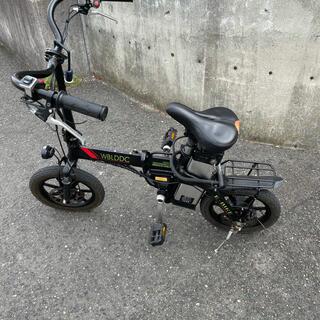 フル電動自転車 モペット