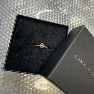 ete - canal accessory drop d ring 11号 美品