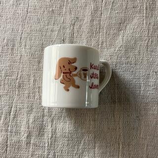 カレルチャペック紅茶店 マグカップ いぬのヤッピー