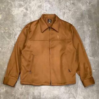 Needles - needles sport jacket ブラウン