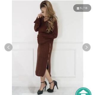RESEXXY - リゼクシー♡サイドジップワンピース美品♡