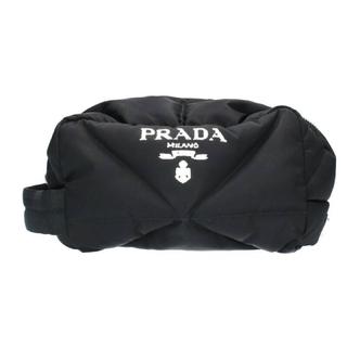 プラダ(PRADA)のプラダ 21SS 2NA050_2DXR_F0002 ロゴナイロンポーチ(ポーチ)