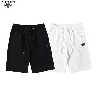プラダ PRADA  半ズボン 男女兼用 2枚10000円 ショートパンツ