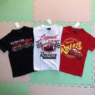 カーズ マックイーン Tシャツ 120 ディズニー ピクサー