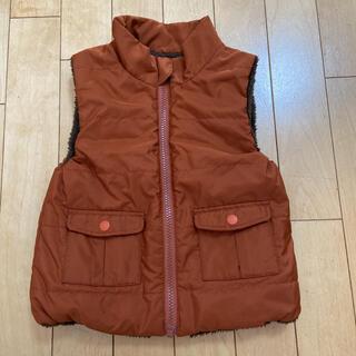 ムジルシリョウヒン(MUJI (無印良品))の無印良品 リバーシブル ベスト(ジャケット/上着)