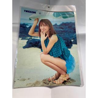ウェストトゥワイス(Waste(twice))のTWICE モモ 公式フォトカード TWICEZINE(K-POP/アジア)